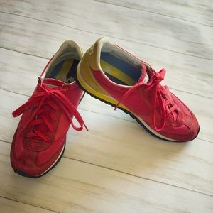 Brooks Retro Vanguard Sneakers